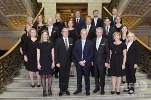 フィンランド閣僚ら